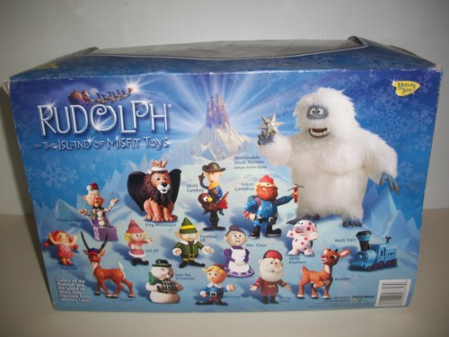 box of misfit toys