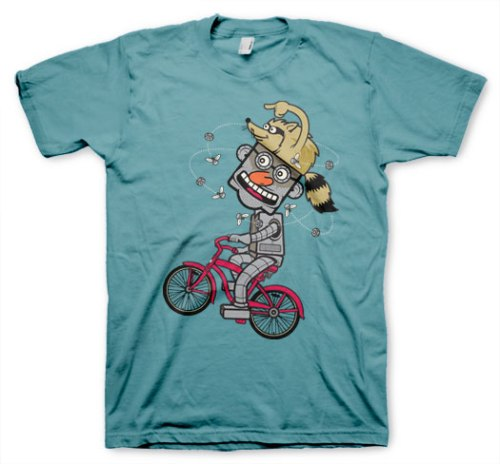It's T-Shirt time! Image via www.apesnort.com