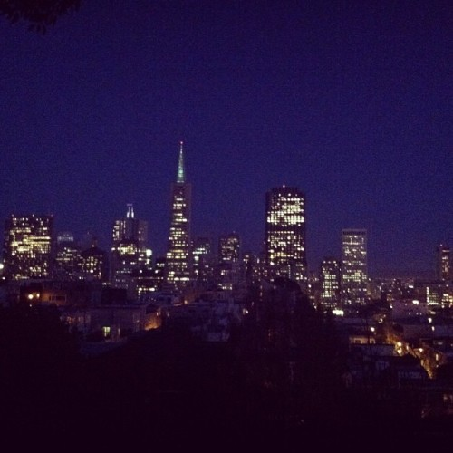 coit tower view_@betebrand_hq