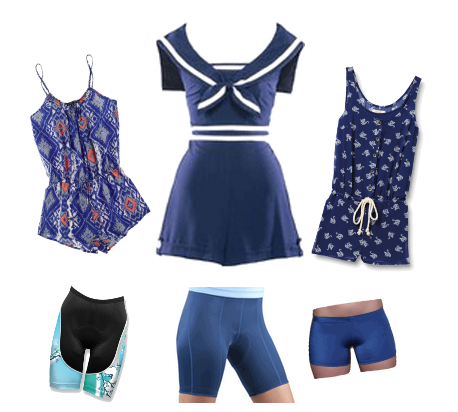 bike friendly sailor outfits