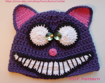 cheshier cat hat