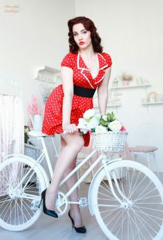 bicycle pin up