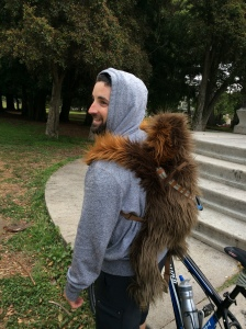Chewy's got Jerry's back, yo! (foto by chinstrap)