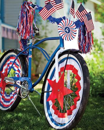 july 4th bike