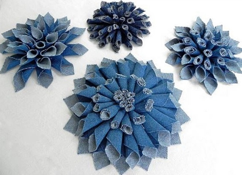 Denim-Flowers-Made-from-Recycled-Jeans