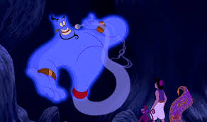 Don't for get about the Genie!