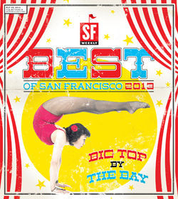 Best Group Bike Ride -- SF Weekly's Best of SF