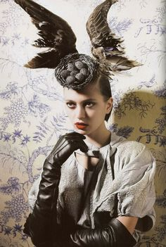 Bird Fascinator