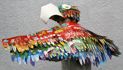 Upcycle Bird
