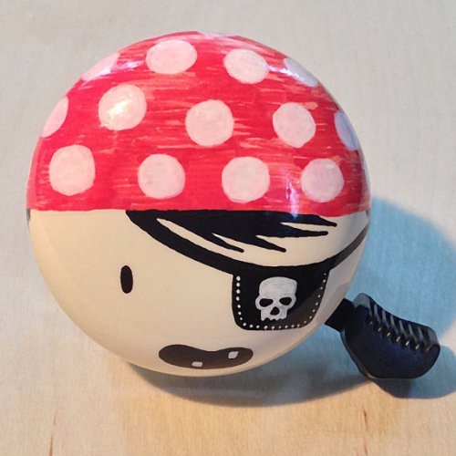pirate bike bell