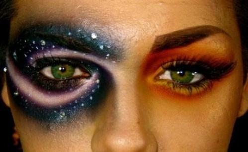 sky makeup