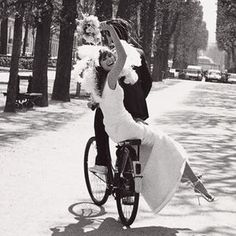 Bike Bride 1