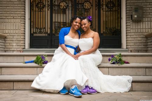 Black brides